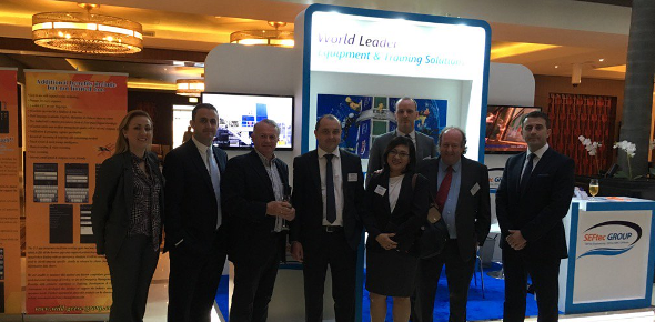 SEFtec Group at OPITO Conference