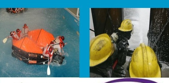 Seafaring Safety Skills Course at NMCI